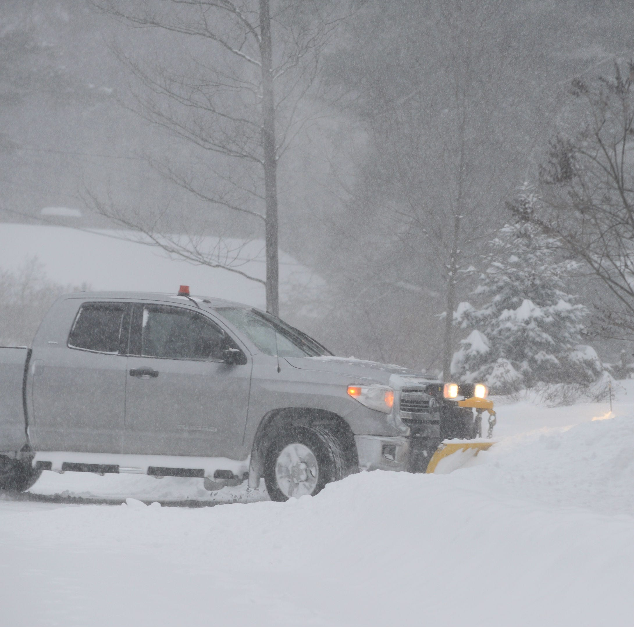 Burlington sees 25 degree temperature swing. What that means for the roads