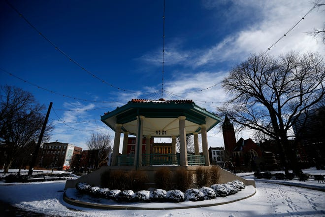 A new event at Washington Park is called Mittenfest for a reason: It's happening on Feb. 20-21 and will likely be very cold. Mittens are encouraged.