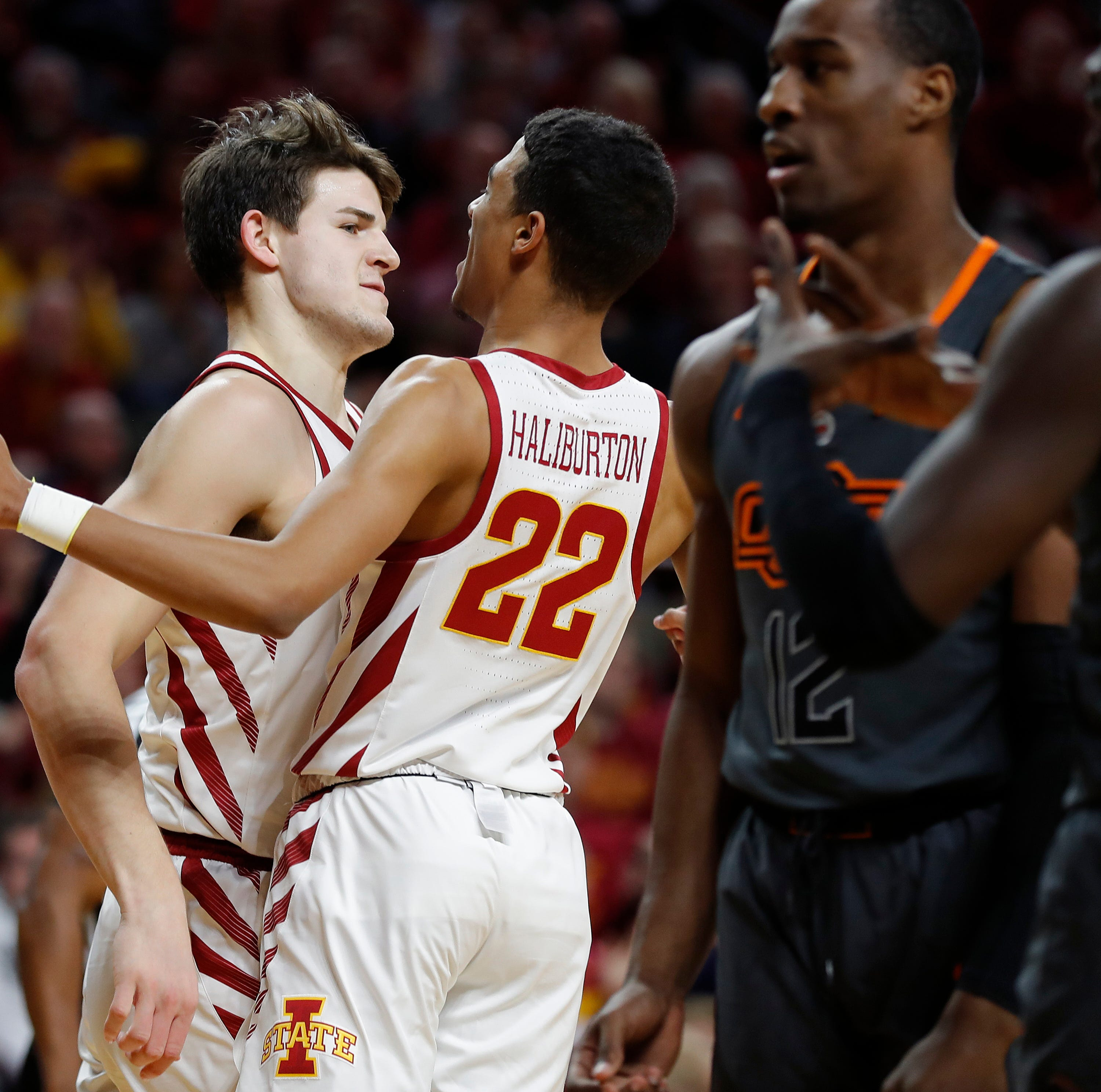 Peterson: Cam Lard played a huge role as Iowa State shares the Big 12 Conference lead