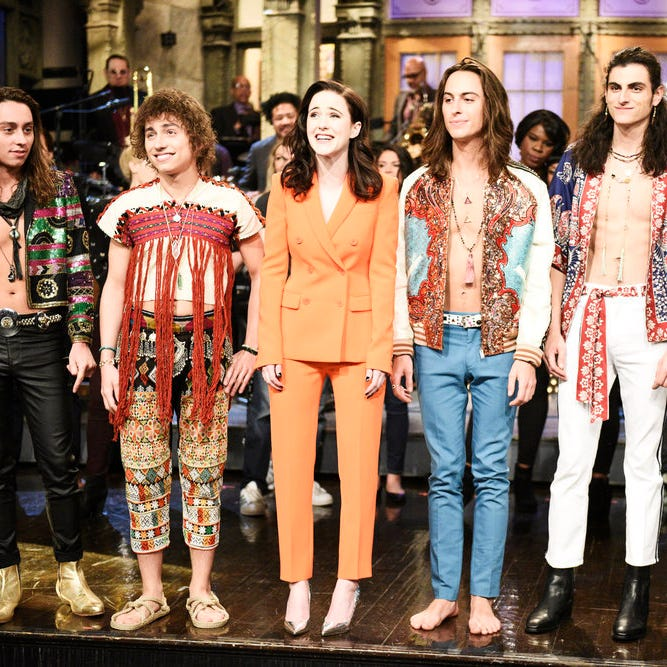 Frankenmuth's own Greta Van Fleet rocks 'Saturday Night Live'