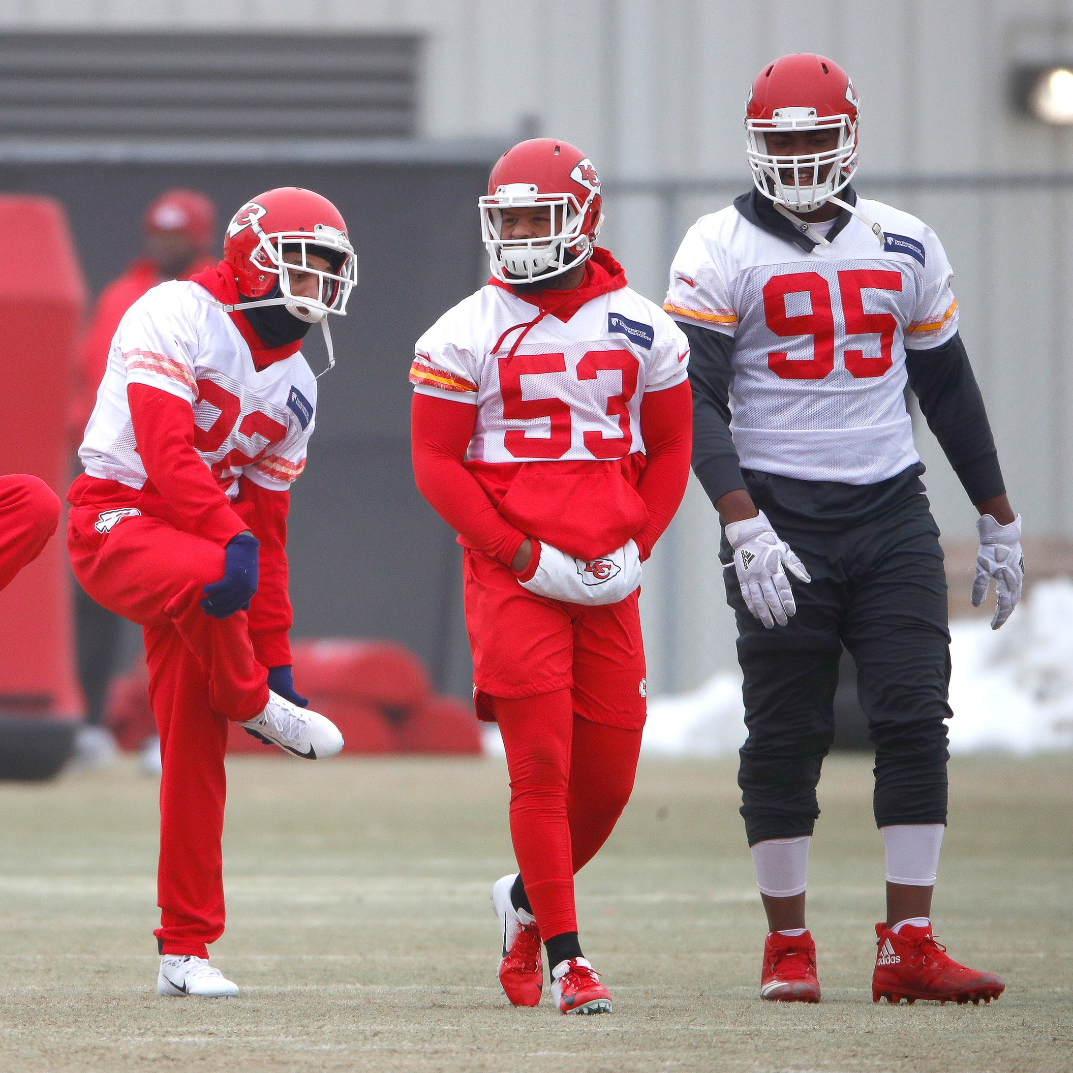 AFC: Chiefs' suddenly stingy defense gets test vs. Patriots