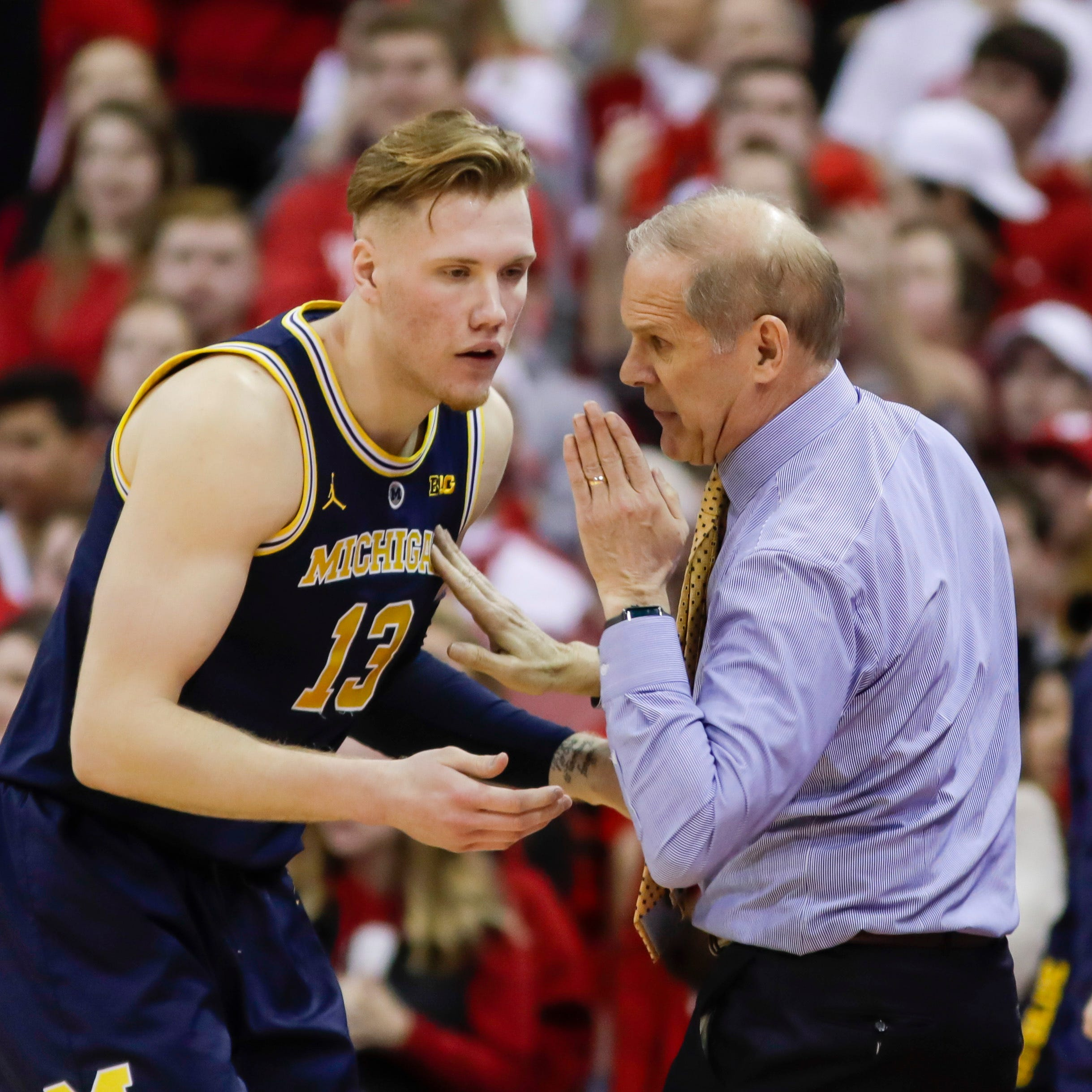 Sloppy Michigan has plenty to 'shore up' after first defeat