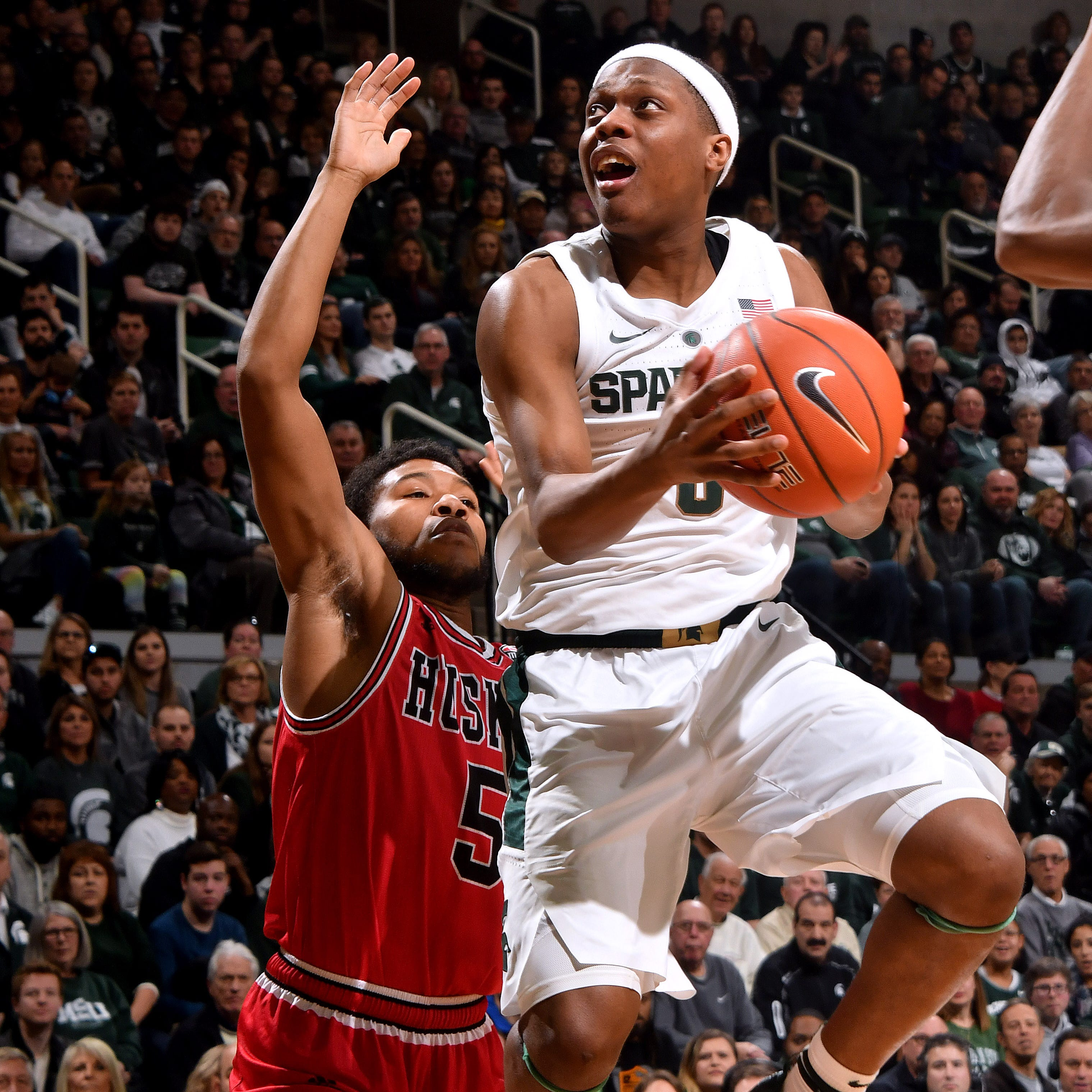 Charboneau: There's no debate: Michigan State's Cassius Winston is Big Ten Player of Year