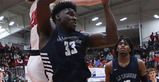 Five-star prospect Isaiah Stewart announced he was committing to Washington.