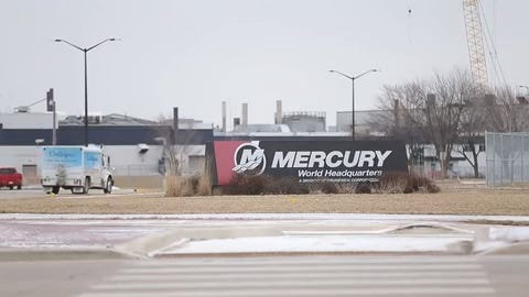 Mercury Marine gets ready to celebrate it's 80th birthday.