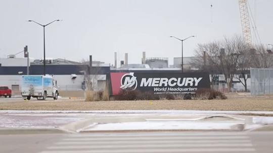 Mercury Marine gets ready to celebrate its 80th birthday.