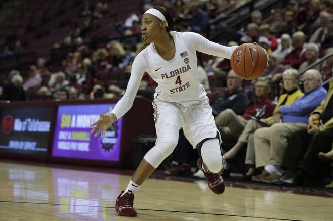 Florida State freshman guard Amaya Brown is part of a fantastic freshman class that has made a noteworthy impact for the Seminoles thus far.