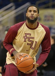 Florida State redshirt senior forward Phil Cofer is averaging 9 points and 3 rebounds per game this season.