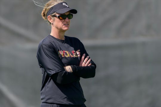 Florida State head coach Jennifer Hyde is the architect behind the success of the Seminoles women's tennis program.