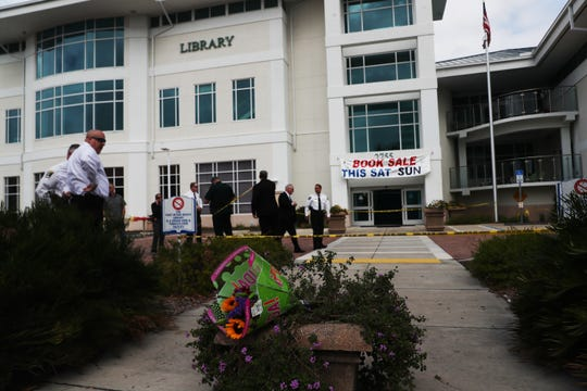 Lee County Sheriff's Office is investigating a fatal stabbing at Fort Myers Beach Library on Sunday 1/20/2019 morning. One person has been taken into custody on second degree murder charges.