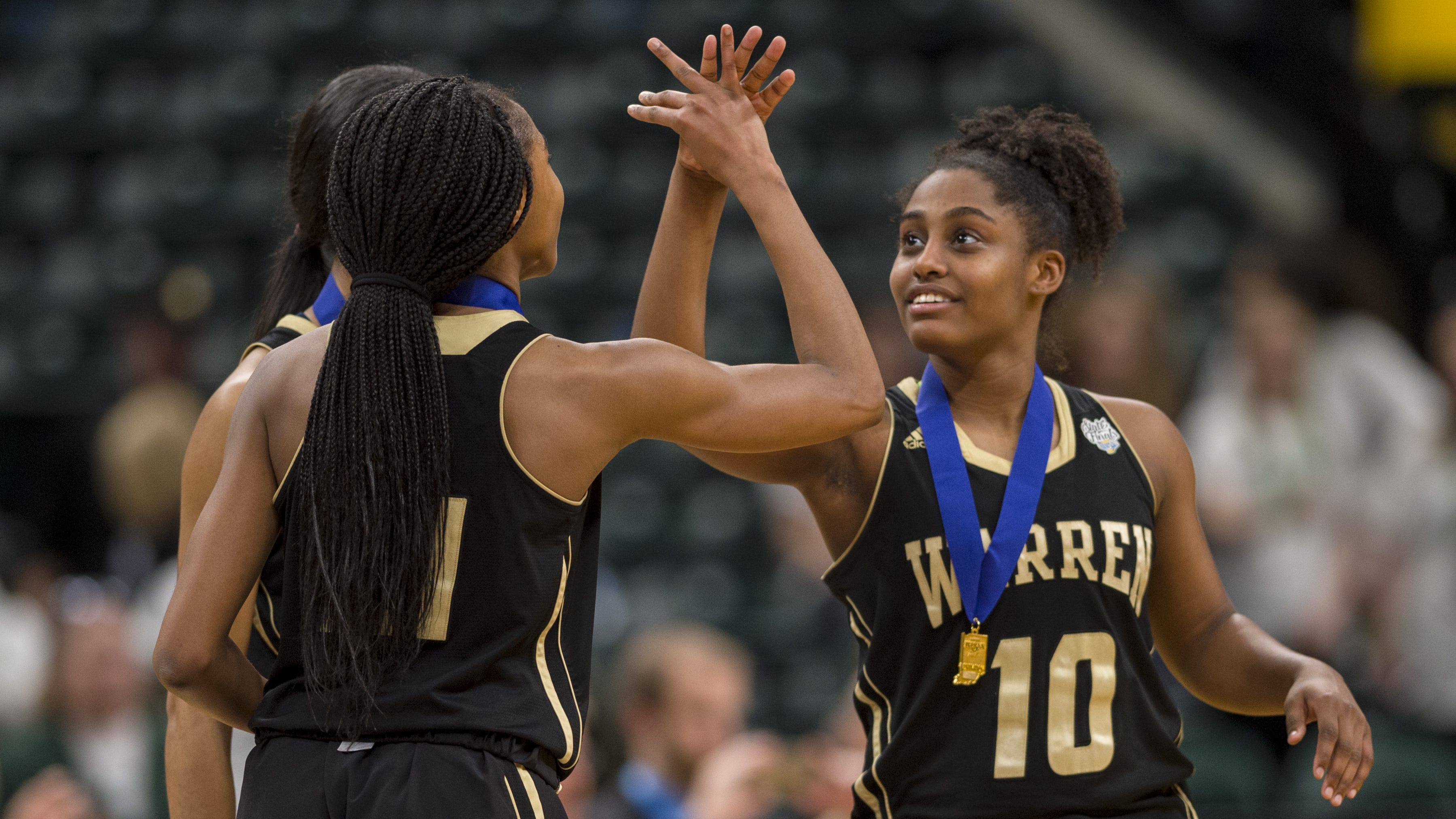 Can Warren Central repeat as Class 4A state...