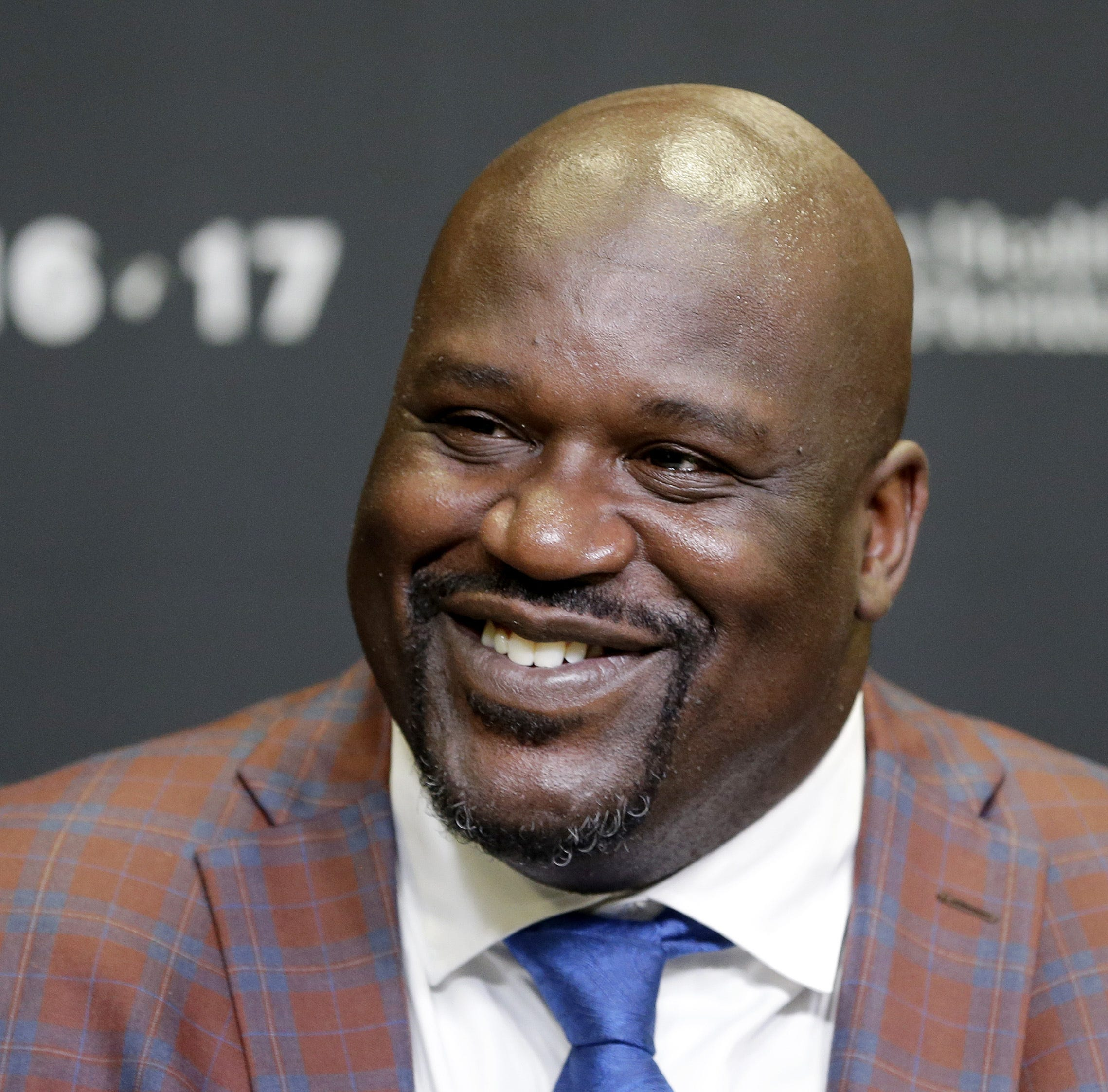 Shaquille O'Neal will be the new face of Papa John's Pizza