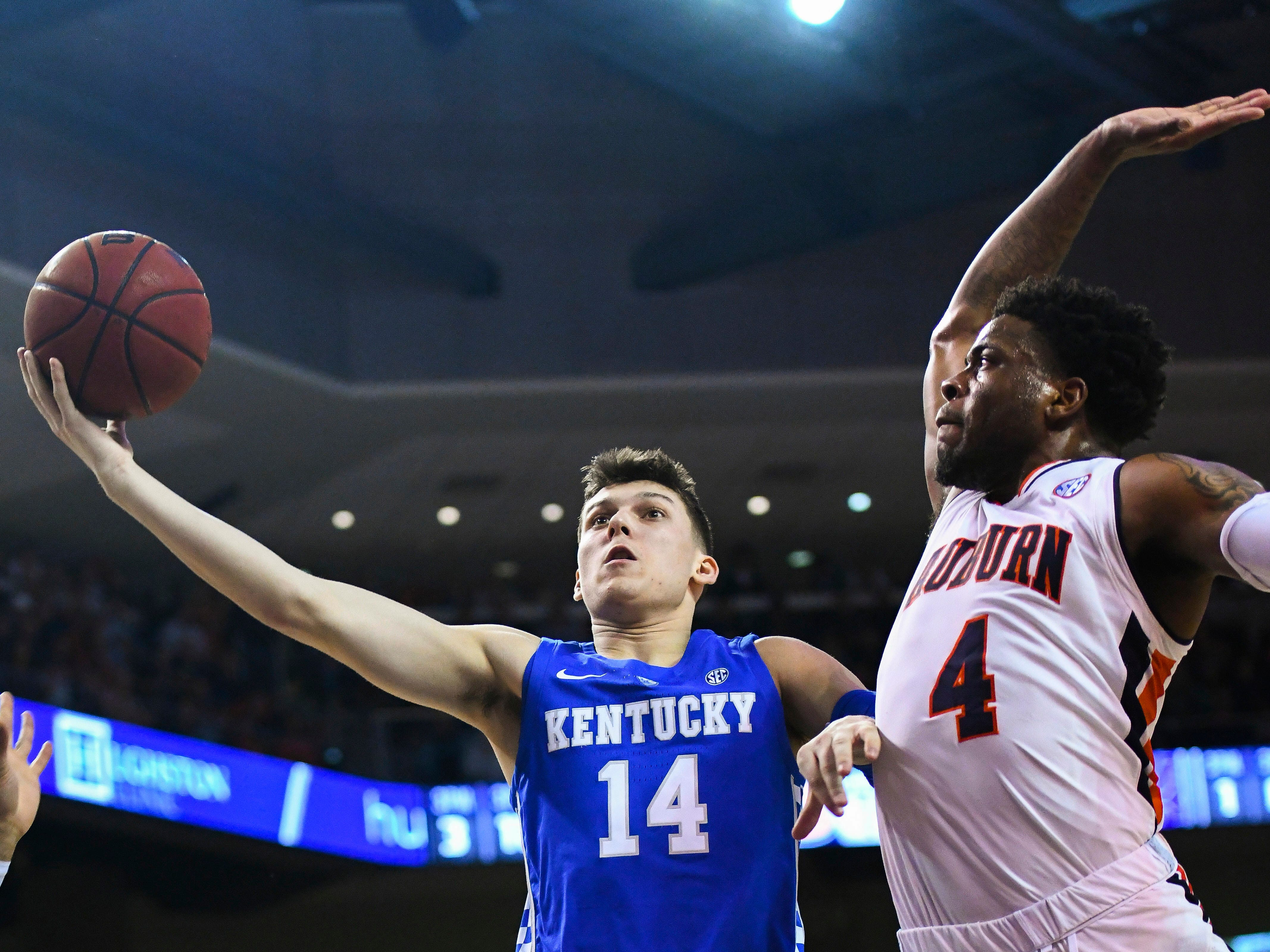 Kentucky basketball vs. Auburn: How to watch, stream or listen