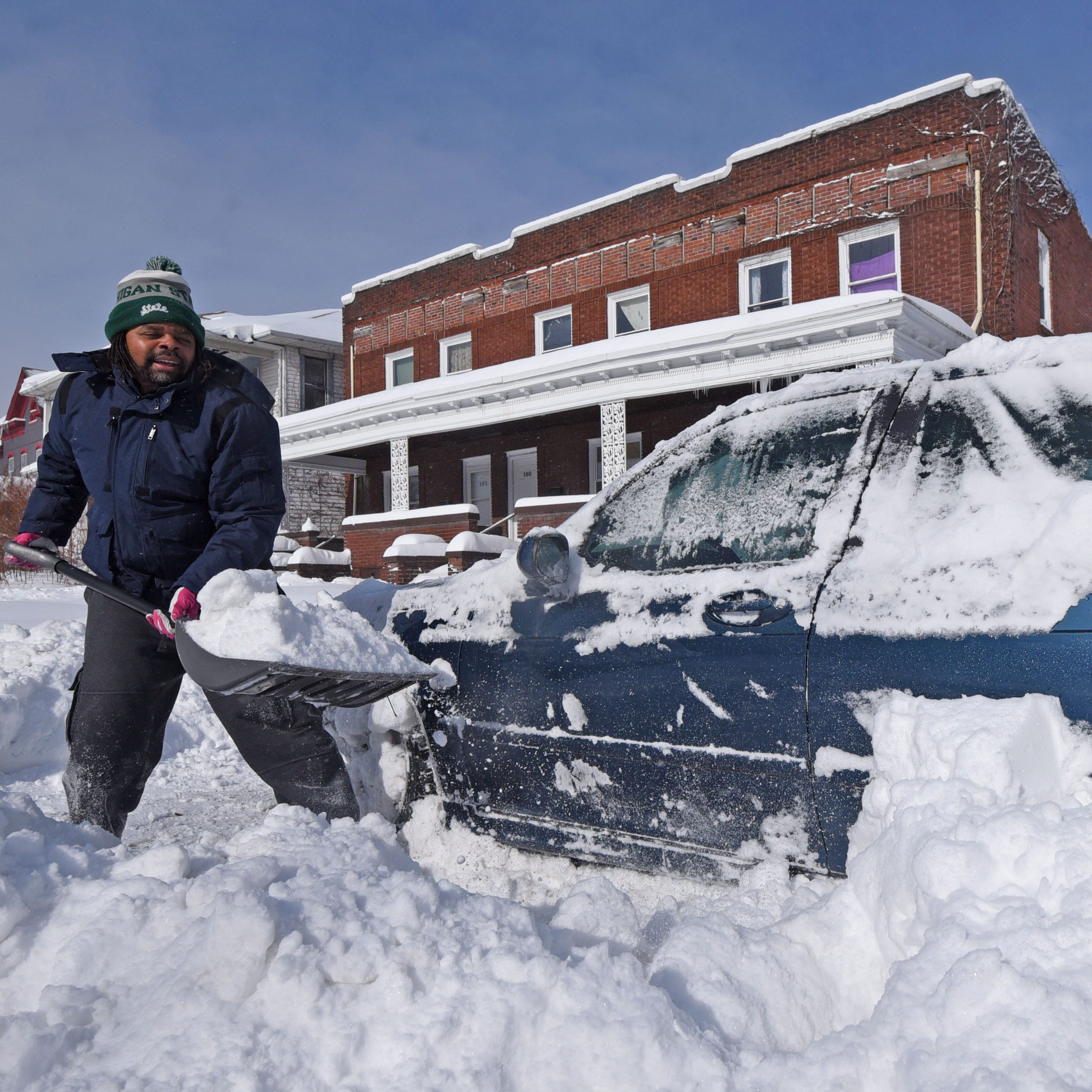 Winter storm Harper hammers Richland County; foot of snow reported in some areas