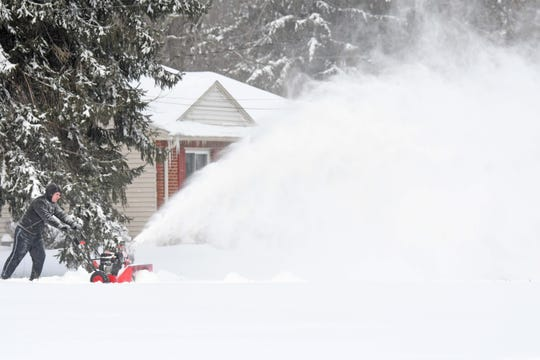 January 20, 2019The Richland County area has hit hard by Winter storm Harper Saturday and into Sunday.