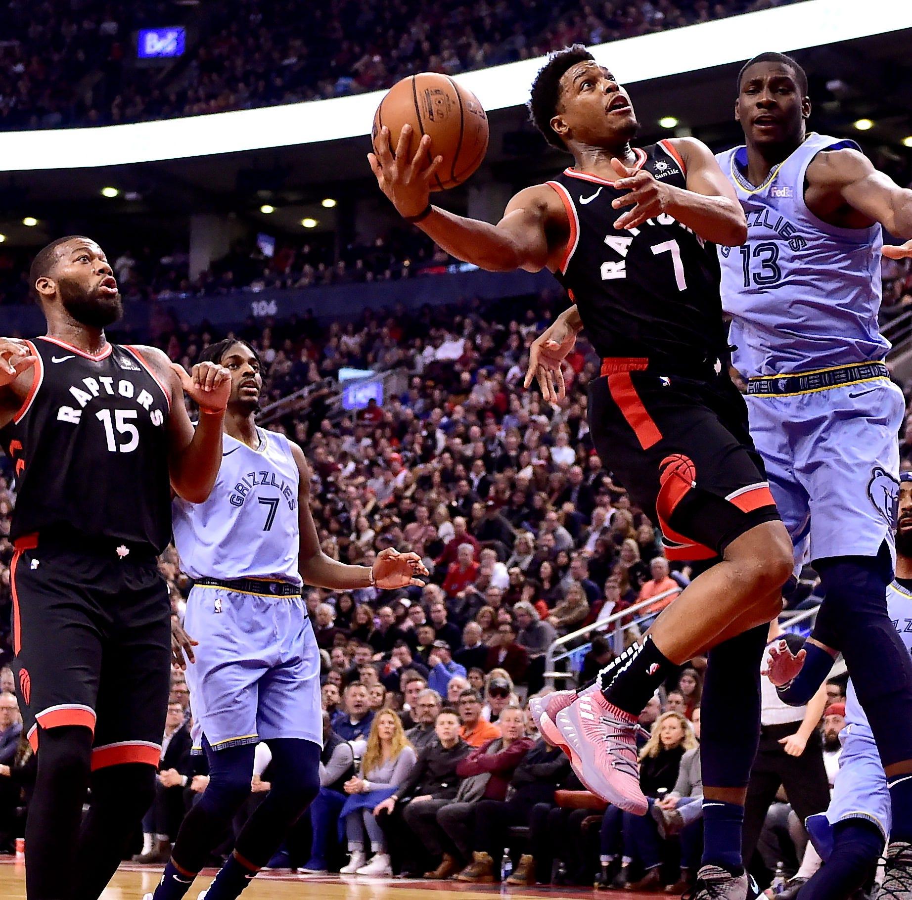 Game Recap: Toronto Raptors 119, Memphis Grizzlies 90