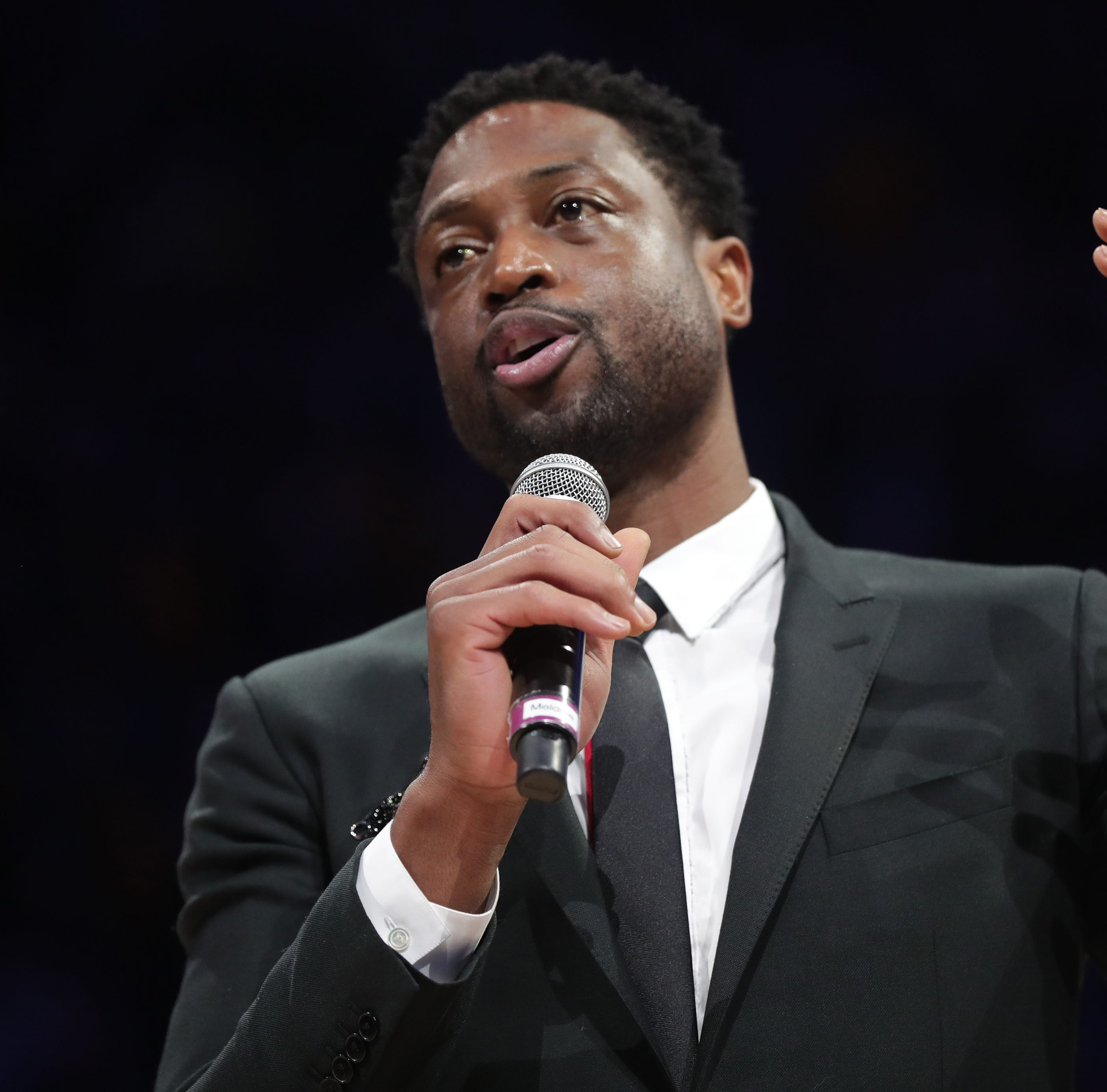 Retiring NBA star Dwyane Wade reflects on a special time at Marquette