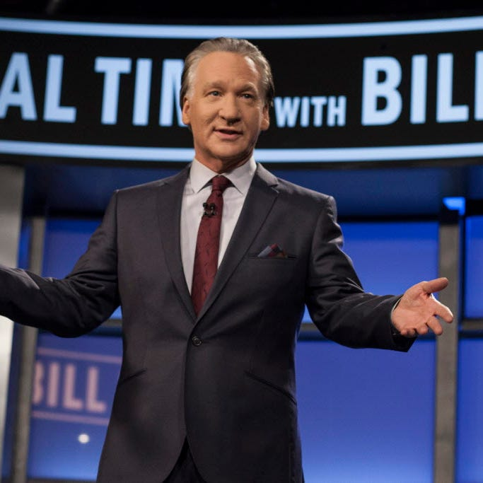 'I will not miss Scott Walker': Bill Maher on politics, pot and the N.Y. Mets