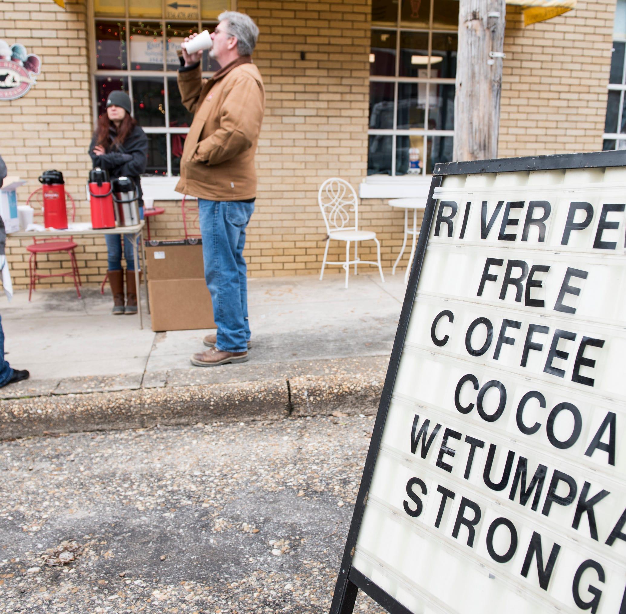 'A town of love': Wetumpka, Alabama, rallies after devastating EF-2 tornado