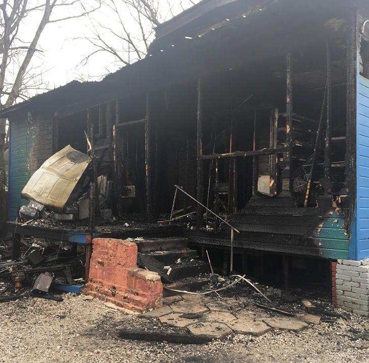 Iconic Montgomery restaurant Mrs. B's burns down