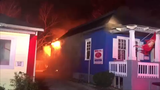 The iconic Mrs. B's Home Cooking was destroyed in an overnight fire.