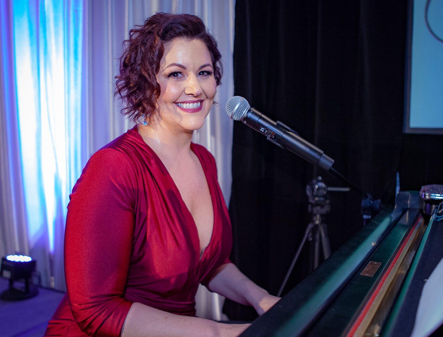 Kelly Culbreth at the 2019 Saint Thomas Rutherford Foundation Gala on Saturday, Jan. 19, 2019 at Embassy Suites Murfreesboro.