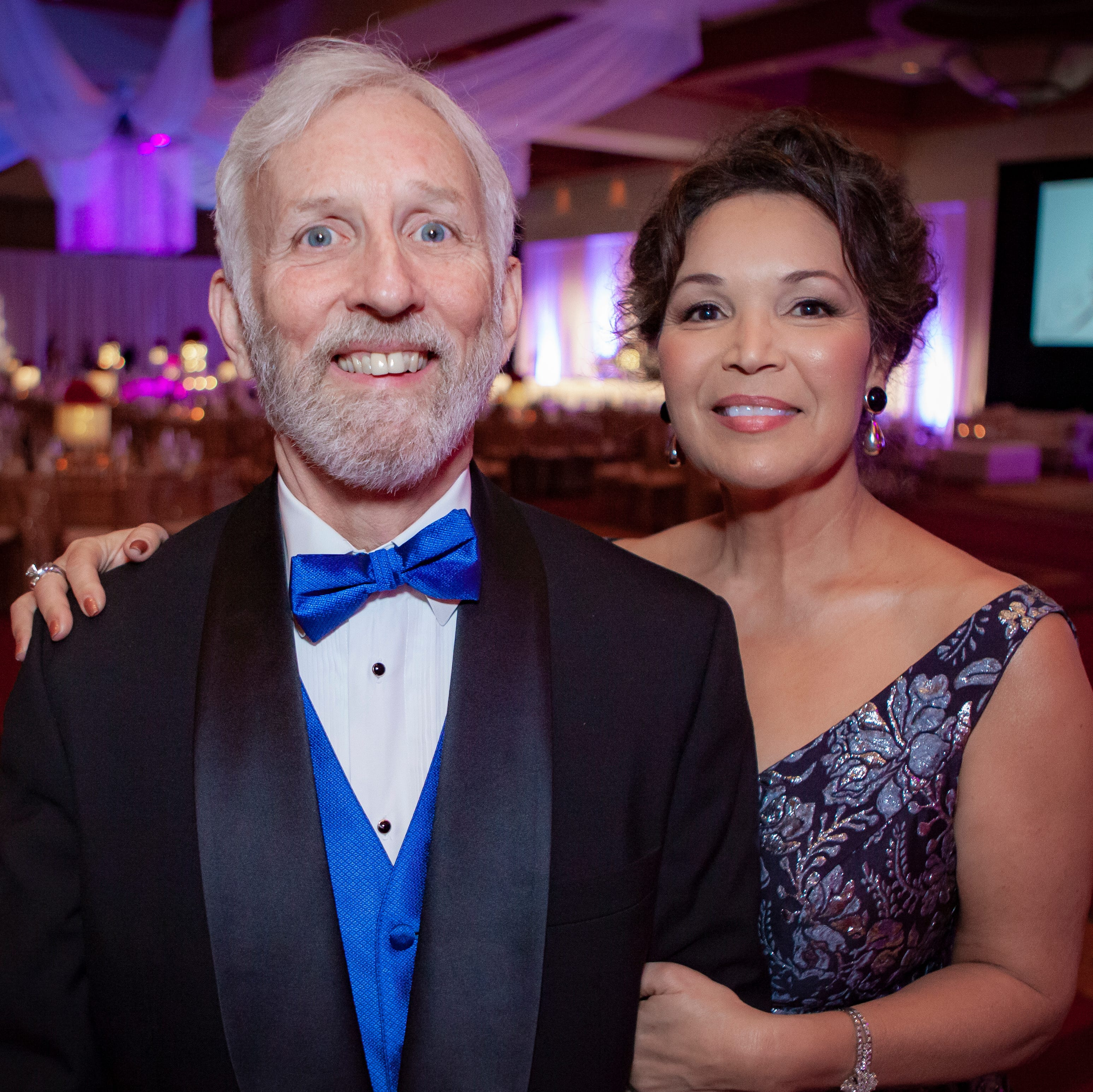 Dr. Dunk Eastham, Pallie & David Jones honored at Saint Thomas Rutherford foundation gala