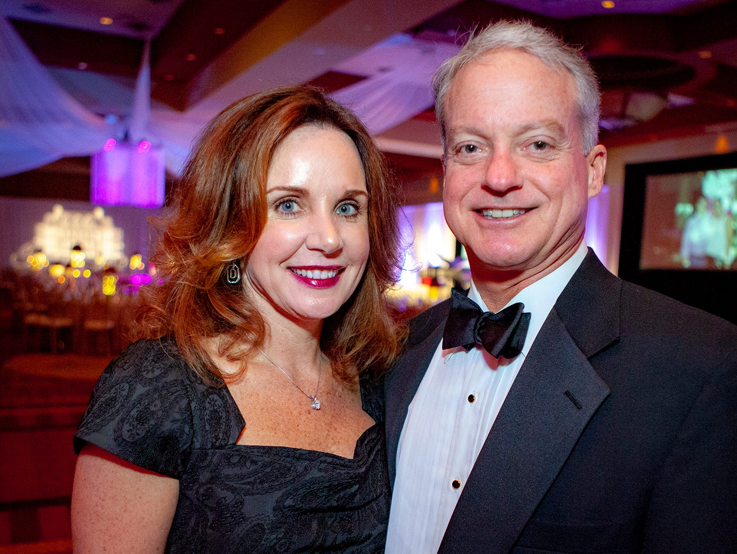 Stacey and Laws McCullough at the 2019 Saint Thomas Rutherford Foundation Gala on Saturday, Jan. 19, 2019 at Embassy Suites Murfreesboro.