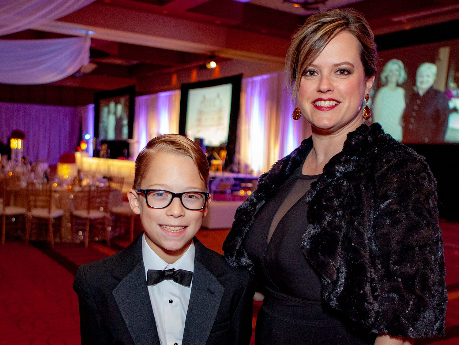 William and Crystal Waldron at the 2019 Saint Thomas Rutherford Foundation Gala on Saturday, Jan. 19, 2019 at Embassy Suites Murfreesboro.