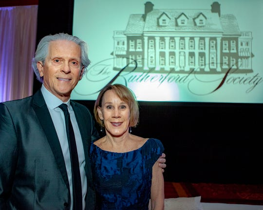 David and Pallie Jones received the Dr.  Liz Rhea award for philanthropy at the 2019 Saint Thomas Rutherford Foundation Gala on Saturday, Jan. 19, 2019 at Embassy Suites Murfreesboro.