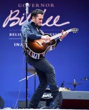 Luke Bryan performs in Nashville in this Jan. 19 photo.