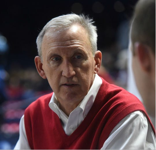 Coach Rick Byrd hopes Belmont plays as well offensively against Murray State this week as the Bruins did in Saturday's 92-74 win over Tennessee State.