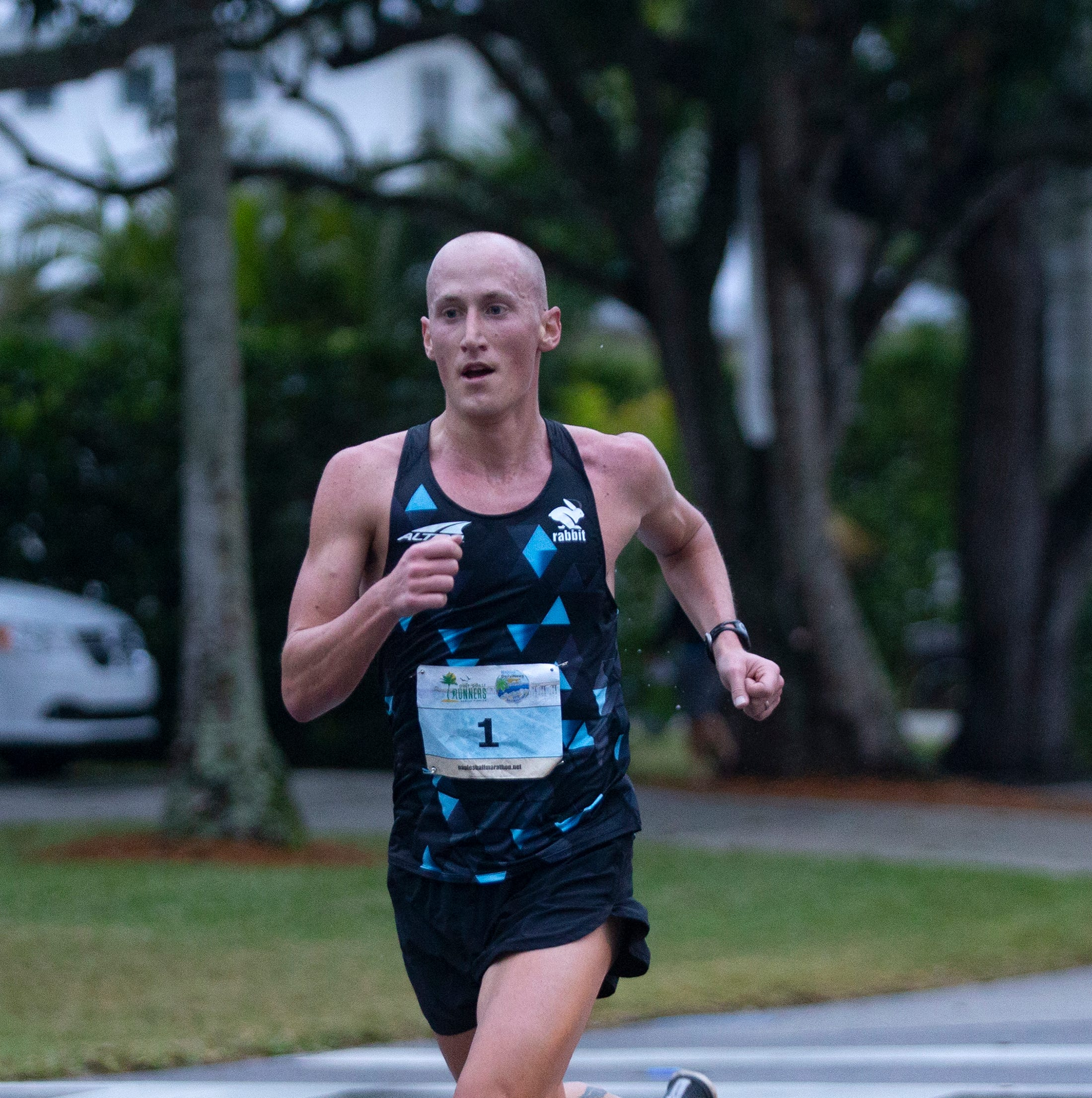 2019 NDN Half Marathon: Tyler McCandless wins second title, continues hot streak in Naples