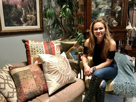 Grateful Heart of Naples, an upscale resale boutique, was launched Jan. 5 by Marie Striebel in Vanderbilt Commons, the retail center on Vanderbilt Beach Road just west of Collier Boulevard.