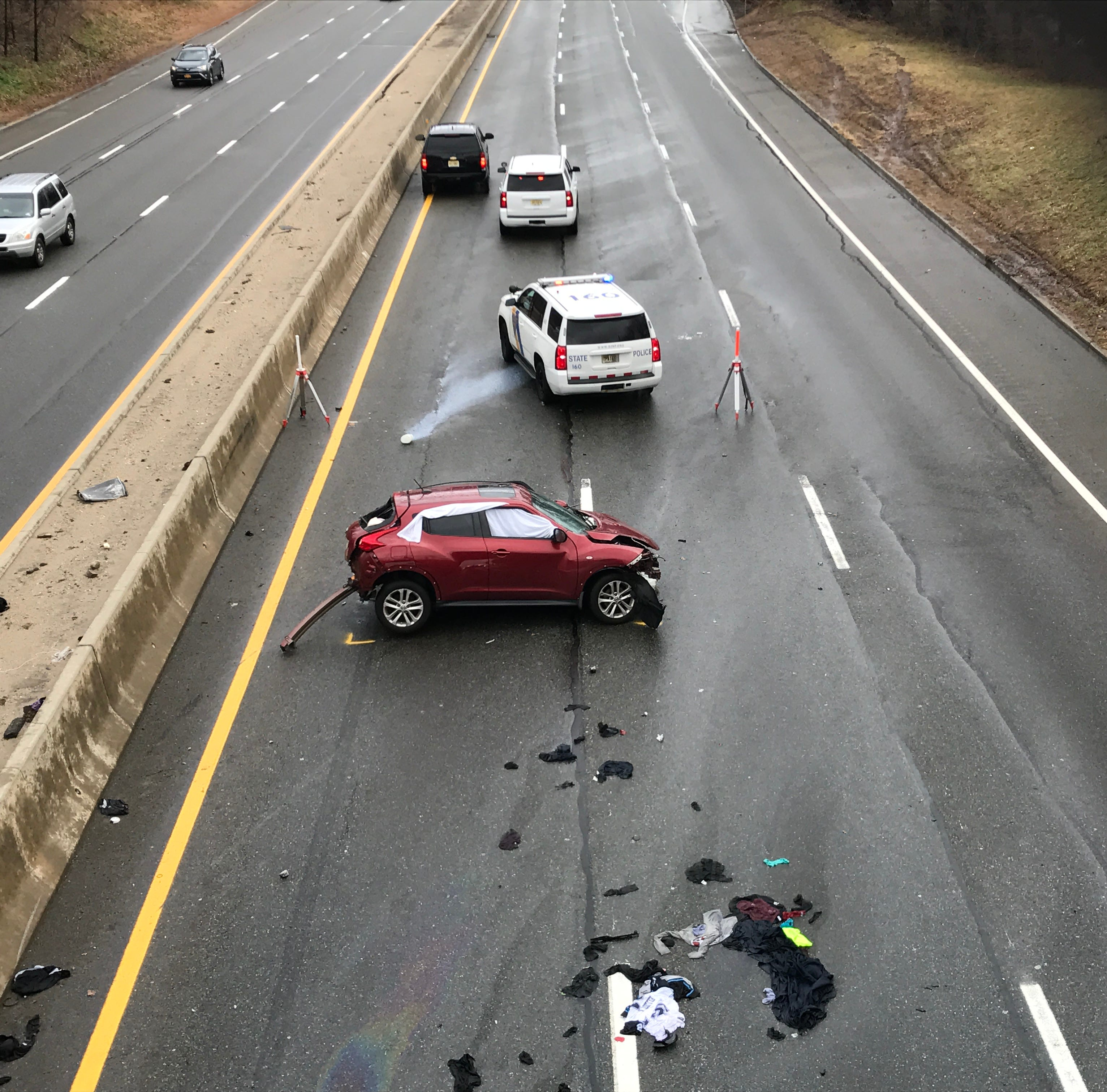 Rahway resident killed in Garden State Parkway accident in Clifton