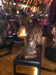 """Beyond Rubicon"" took home this year's Golden Moose Award for the Best Big Game series on Jan. 10 in Louisville, Kentucky."