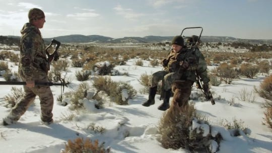 """Beyond Rubicon"" won a Best Feature Film award at the Badlands Film Festival for ""Wheelchair and a Prayer,"" which chronicled Henry Cillessen's will to experience hunting."