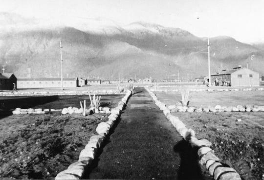 Palm Springs Army Airfield.