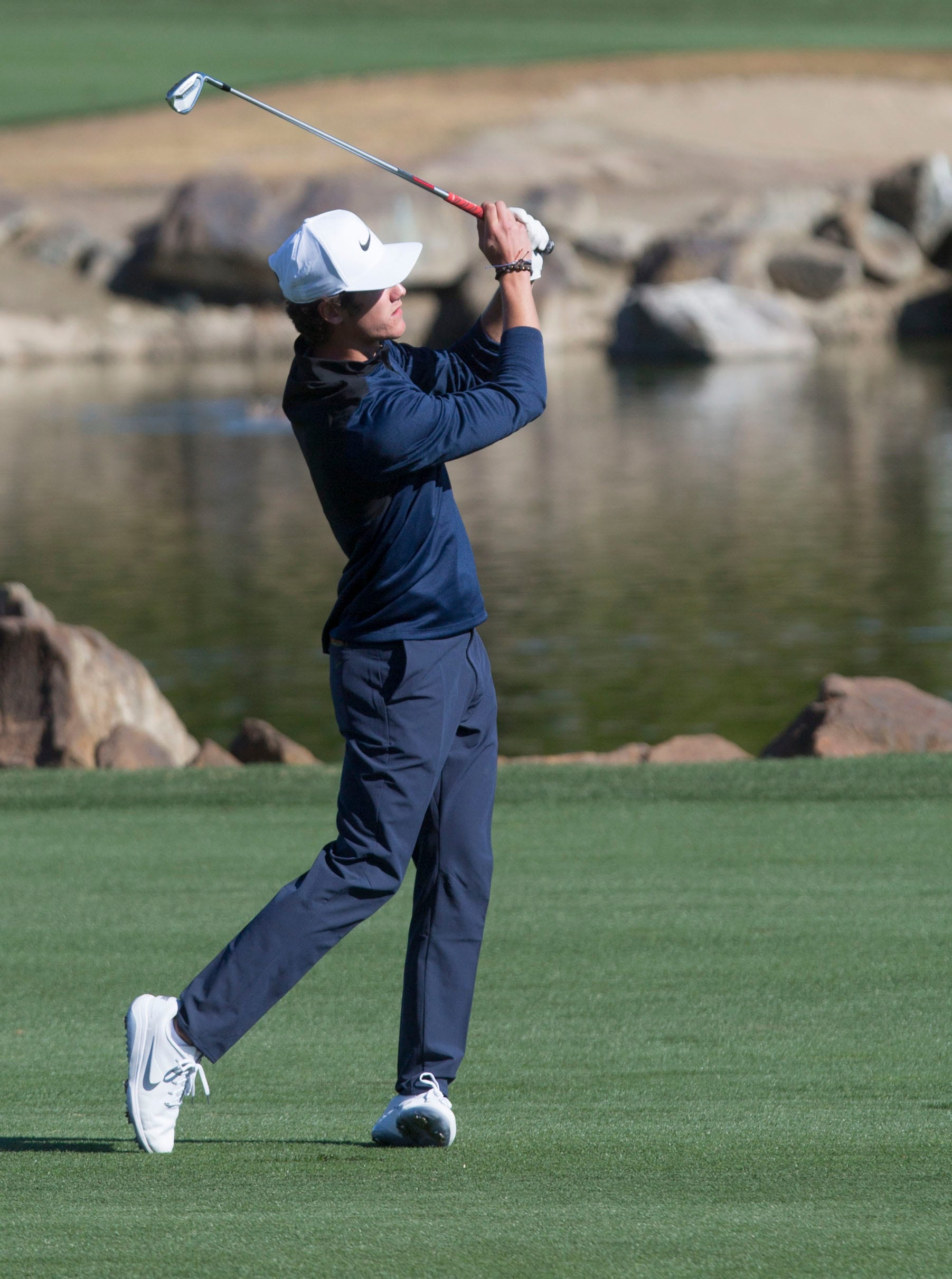 charlie reiter scorches desert classic for second