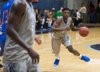 Maxwell Benoit had a career-best night as UWF claimed a third straight win in what they hope is the start of a big turnaround.