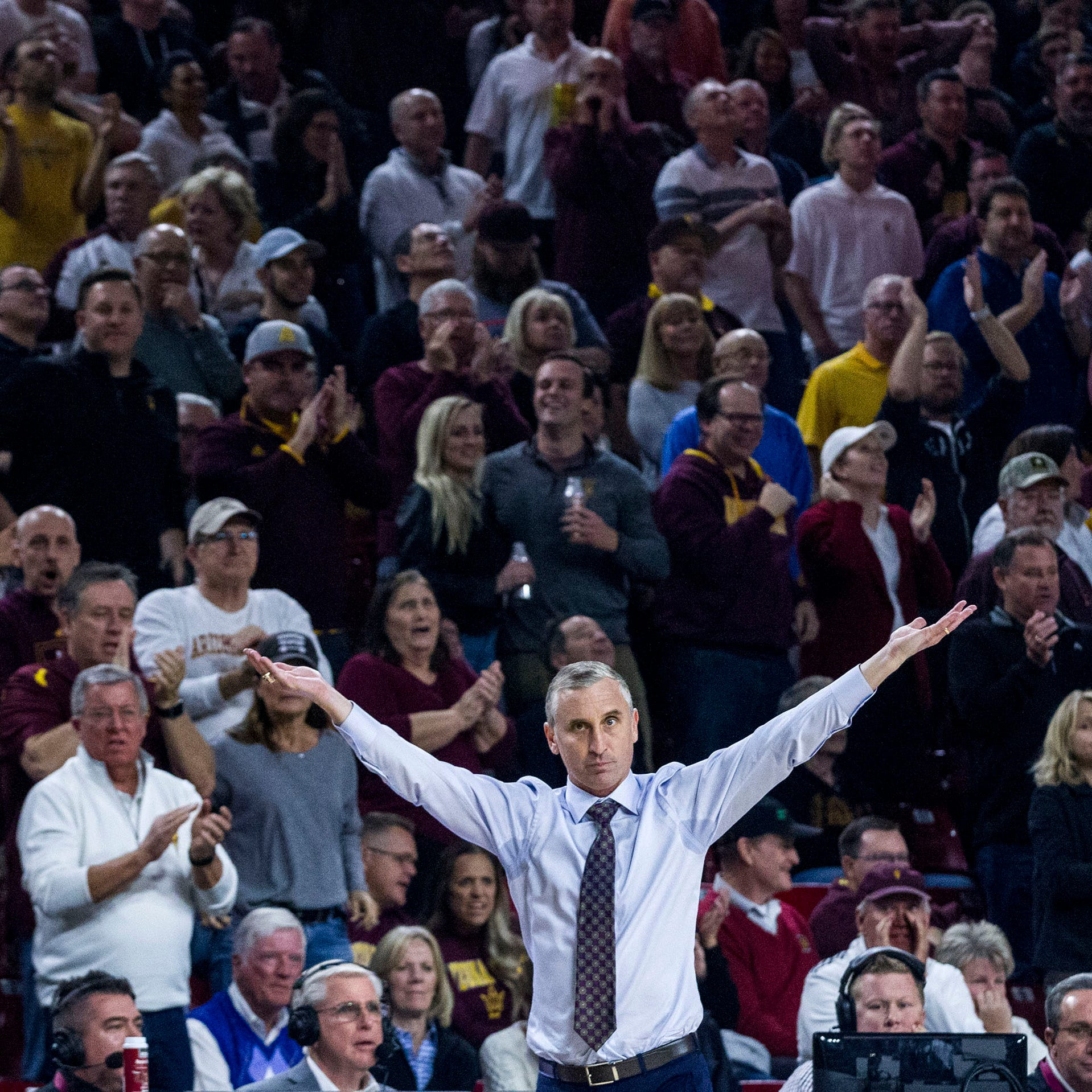 ASU fans should be happy other schools are courting men's basketball coach Bobby Hurley