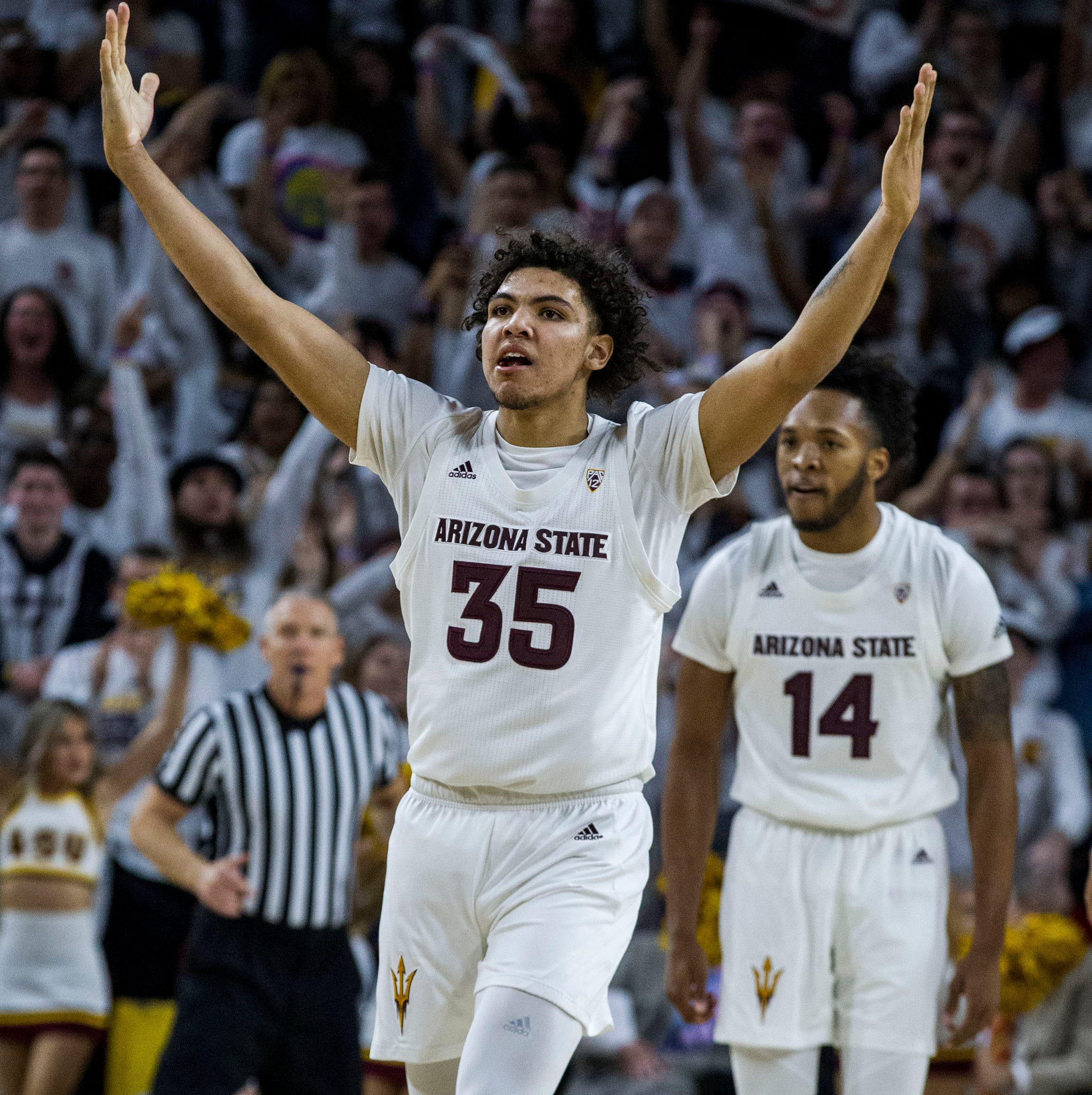 Taeshon Cherry feels it, and helps ASU to second-half explosion past Oregon