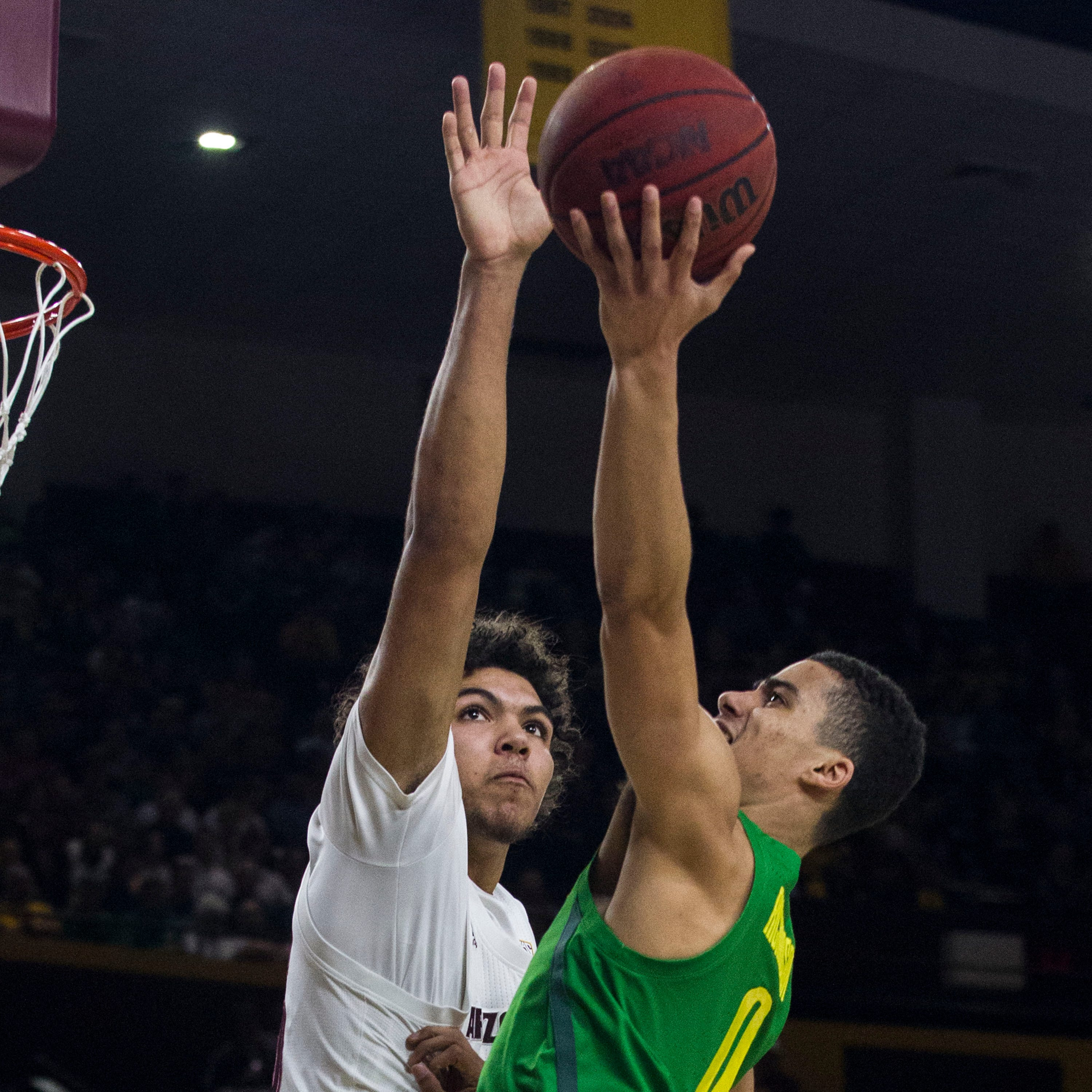 Second-half explosion propels ASU past Oregon