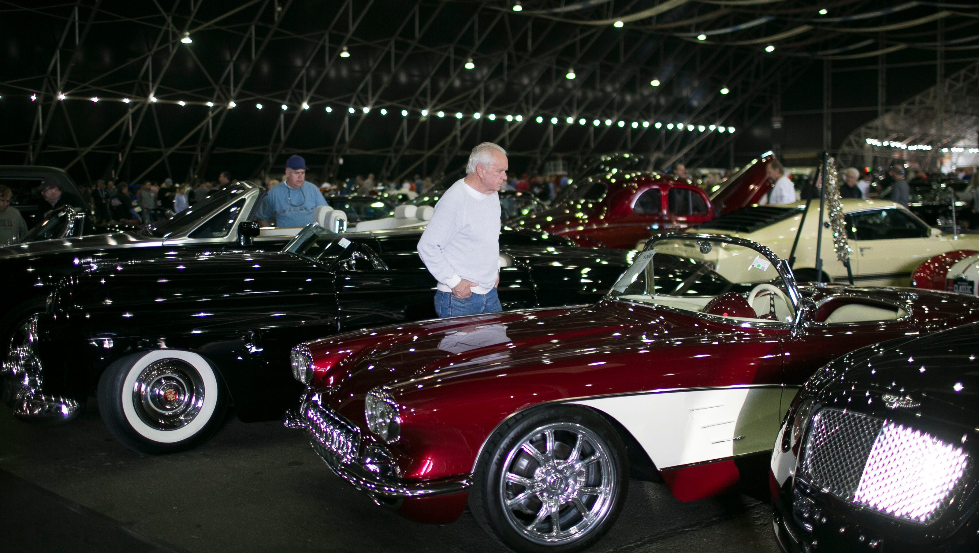 Car Auction Usa >> Where to watch the 2020 Barrett-Jackson Scottsdale auction on TV