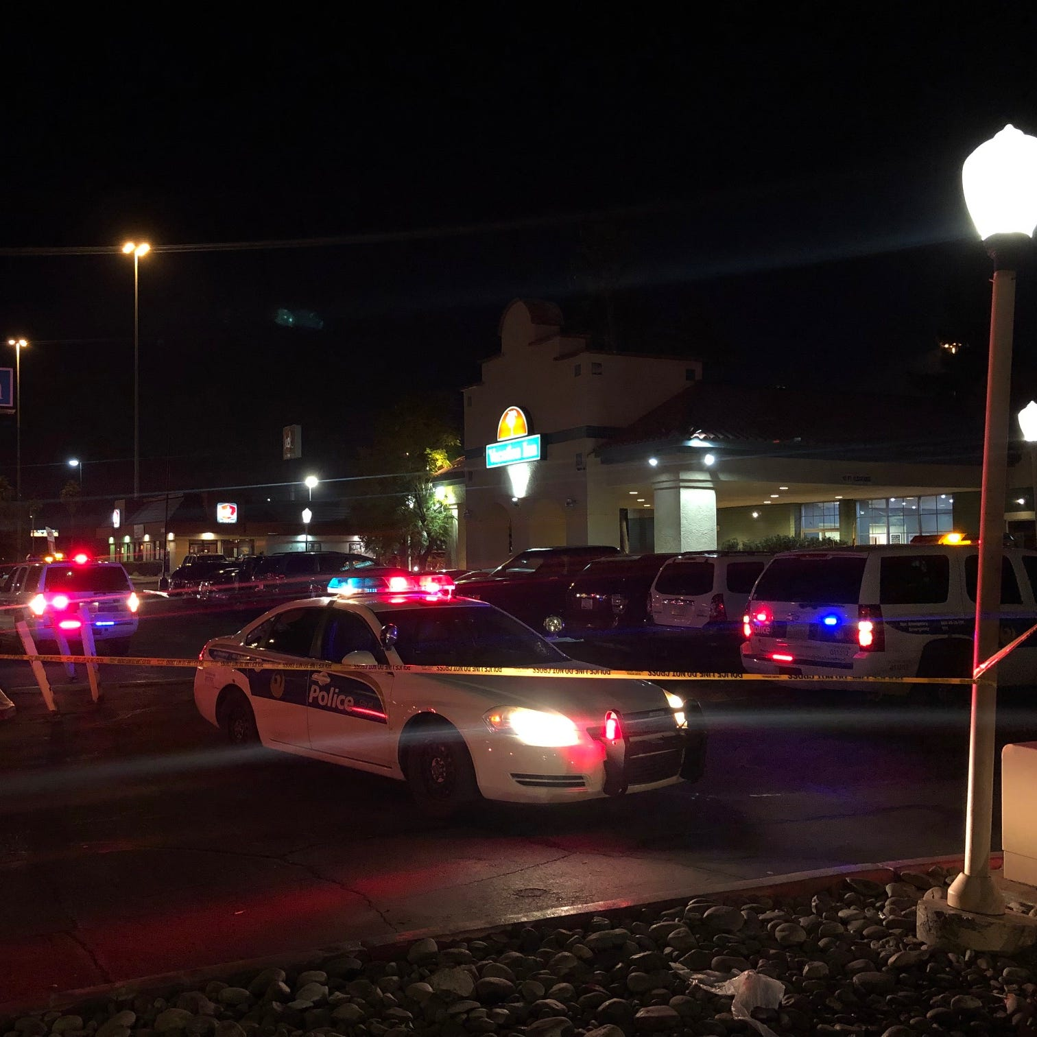 Minutes apart, two unrelated — yet similar — shootings on the same road in Phoenix