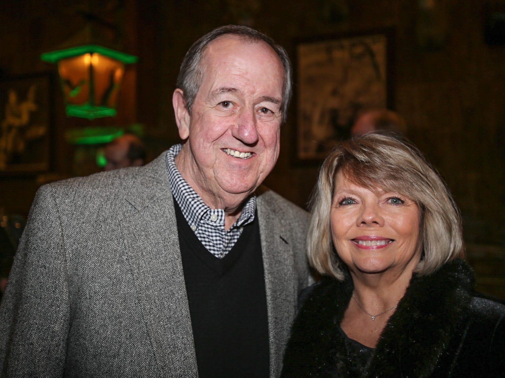 Delvan and Karen Mitchell