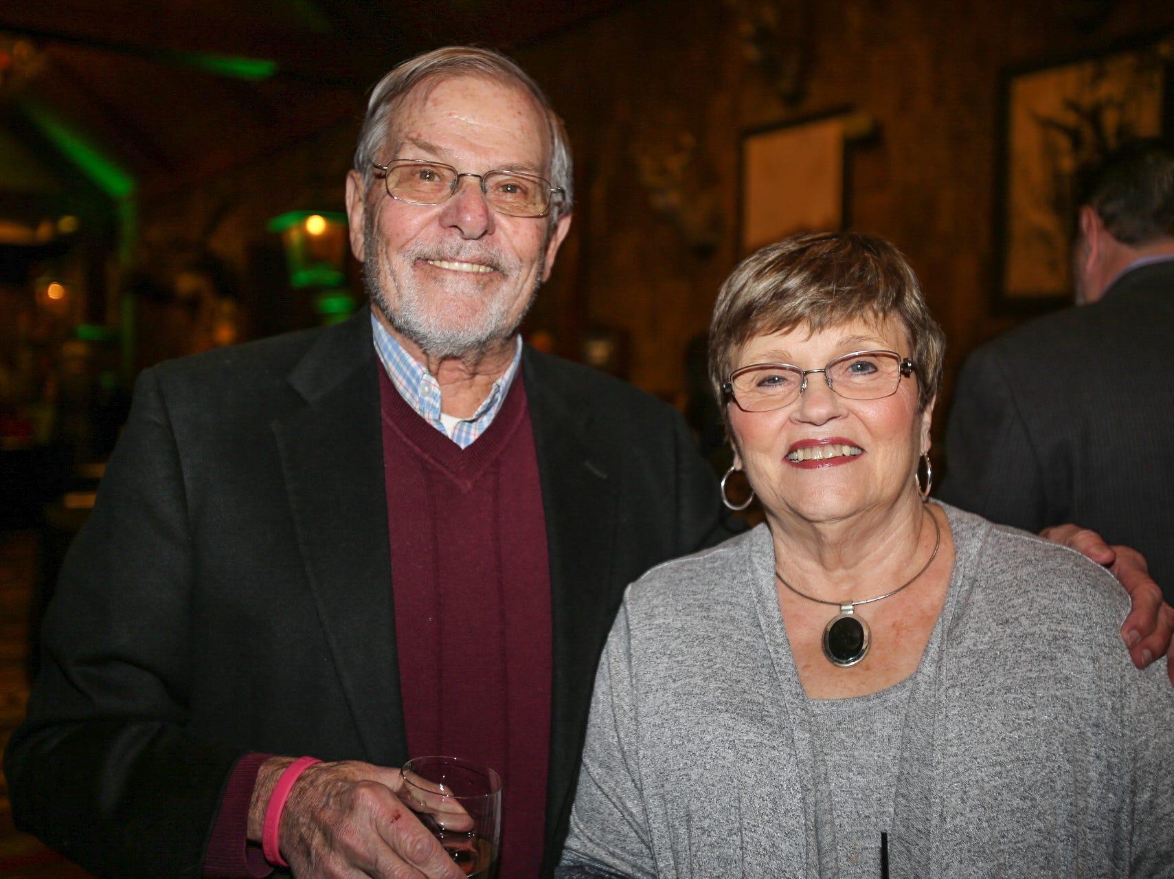 David and Linda Meyer