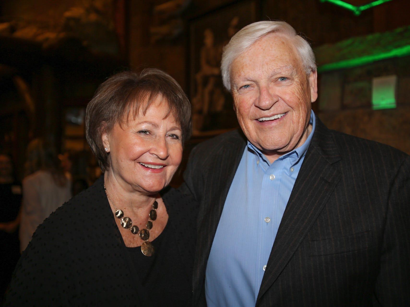 Karen and Chuck Murfin