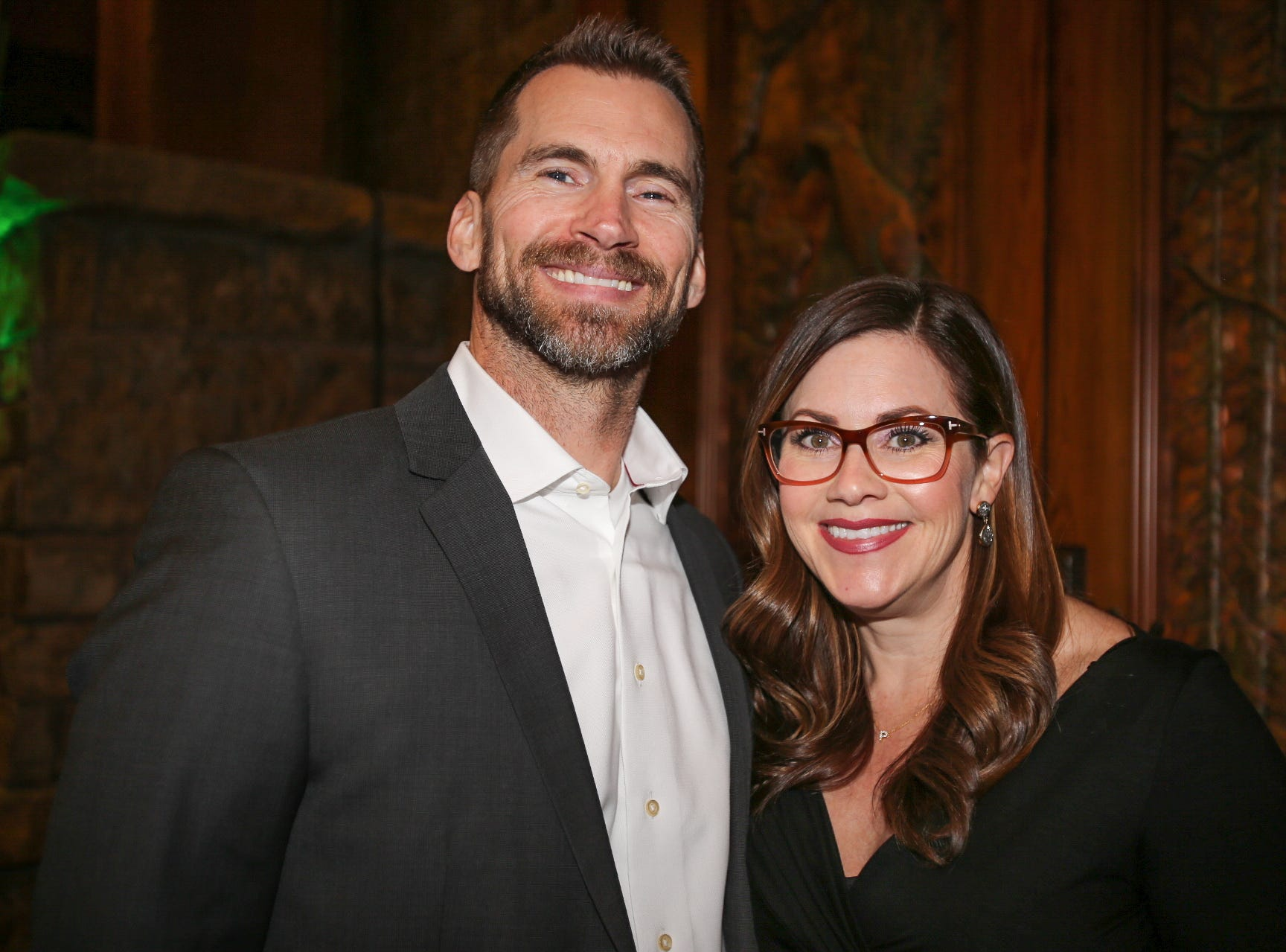 Shawn and Jennifer Freeman