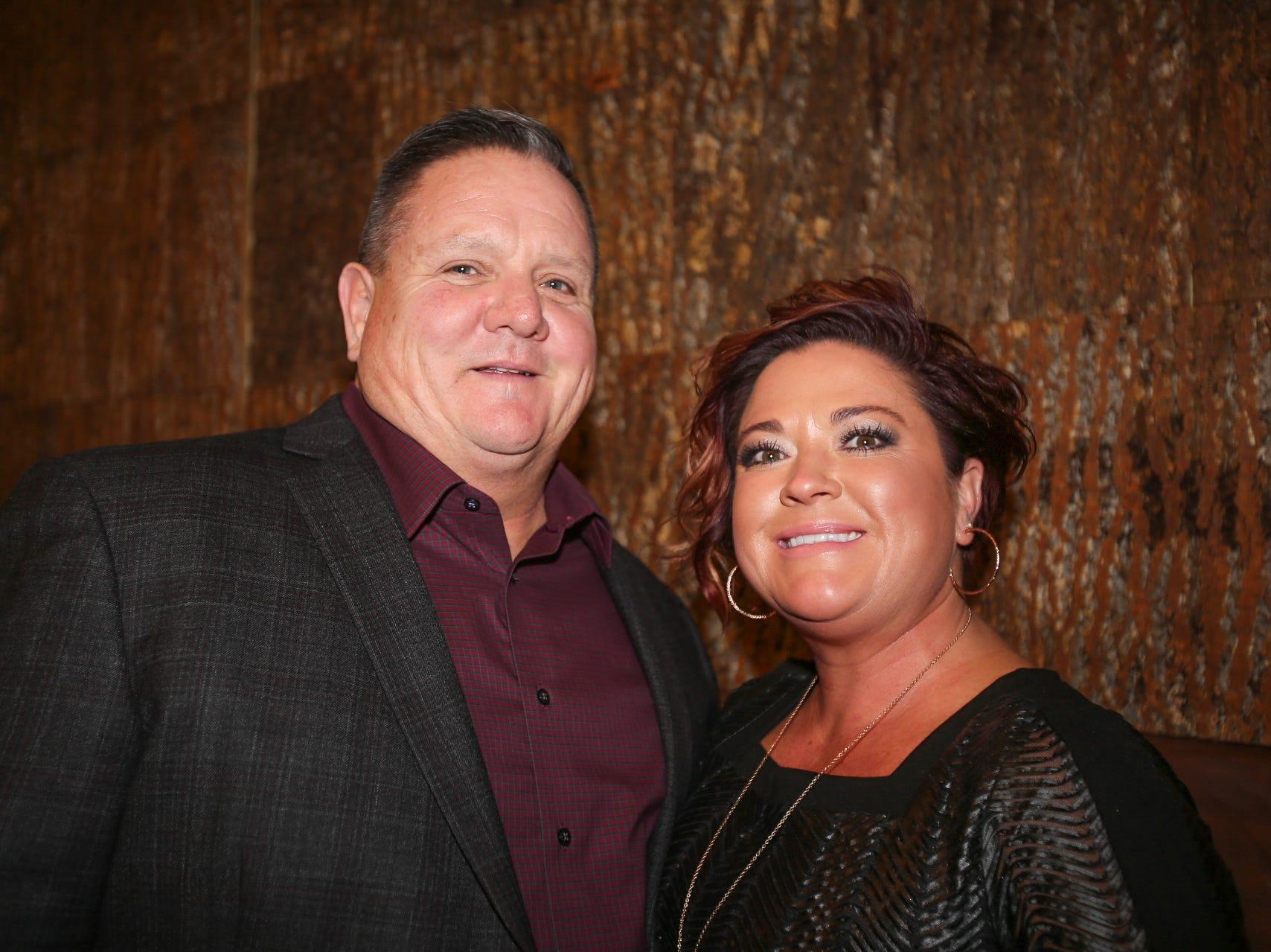 Bob and Holly Hoffman